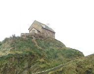 Hilltop property in Ilfracombe